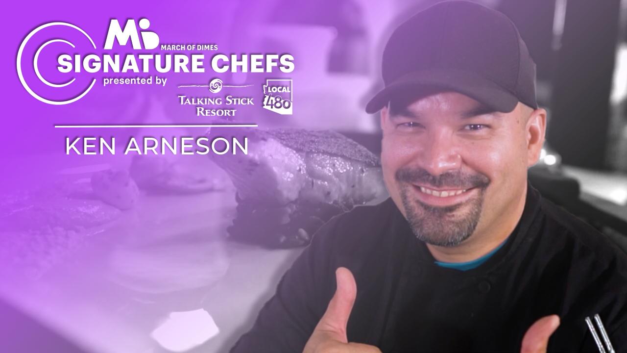 March of Dimes 2020 Signature Chef Champions, Ken Arneson, Local480 Media
